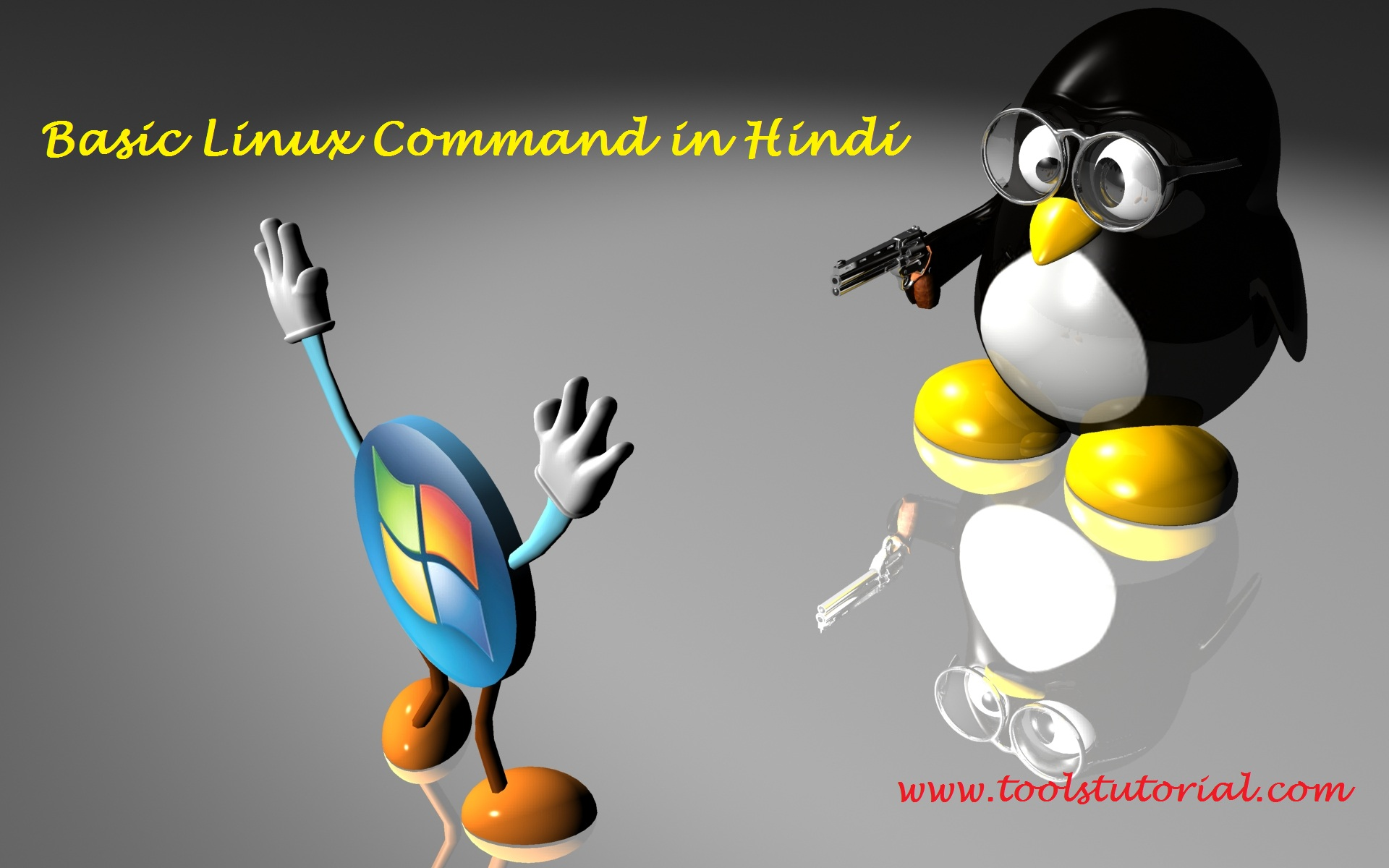 Basic Linux Commands in Hindi
