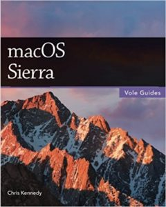 mac os tutorial book