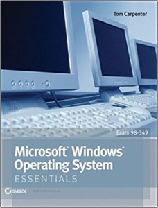 window os book
