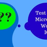 Microsoft word test