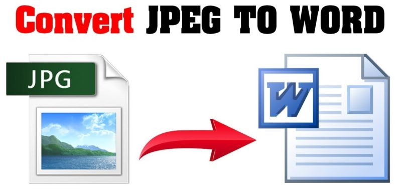 How to Digitize JPG File into A Word Format Using OCR Tools