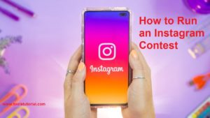 Instagram-Contest