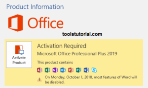 MS-office-Activation-Required