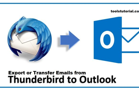 Export or Transfer Emails from Thunderbird to MS Outlook