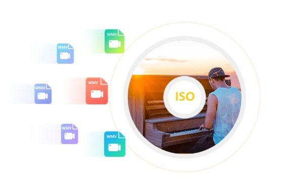 How to Convert ISO to WMV in the Simplest Way