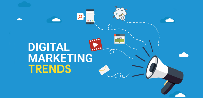 Top Digital Marketing Trends 2021